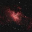 The Eagle Nebula in HaRGB,                                Trew Hoffman