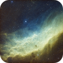 NGC 1499 California Nebula in SHO Narrowband,                                Girish