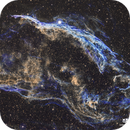 NGC 6960 – Western Veil Nebula,                                Crazy Owl Photography