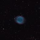 NEBULOSA DE LA HÉLICE (NGC 7293),                                Antonio Sánchez del Mazo