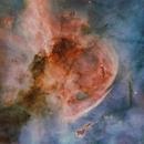 The Keyhole Nebula in Eta Carina,                                Eric Coles (coles44)