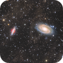 M81 - M82 L-RGB,                                LAMAGAT Frederic