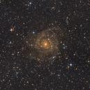 IC 342 / Caldwell 5 - Hidden Galaxy - LRGB ASI 1600MMC,                                Jonas Illner