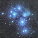 M45 The Pleiades,                                Olivier Meersman