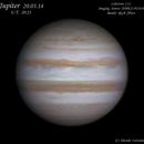 Jupiter poor seeing,                                D@vide