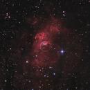 """NGC 7635 """"Bubble nebula"""",                                Alexander Sorokin"""