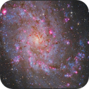 M33  Lum_Ha_Colour,                                sky-watcher (johny)