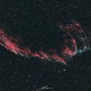 NGC 6995,                                Gion
