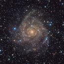 The Hidden Galaxy (IC 342),                                Marko Emeršič