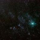 Tarantula Nebula (1) with new scope  & canon 800D,                                KiwiAstro