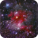Cave Nebula or Caldwell 9 or Sh2-155,                                Göran Nilsson