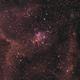 IC1805 - the Heart Nebula,                                OrionRider