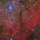 IC1396 LRGB,                                Andreas Zirke