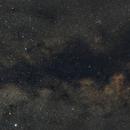 Milky Way Mosaic: from Sagittarius to Cygnus,                                Arvind H.