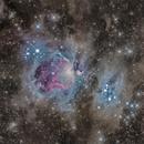 Great Orion Nebula,                                Scotty Bishop