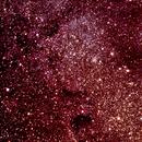 M24 and the Sagittarius Star Cloud,                                David Redwine