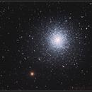 M13 ,                                Astro-Clochard