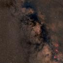 Aquila, Scutum and a lot of Barnards dark nebula,                                Riedl Rudolf