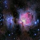 Orion Nebula,                                Boommutt