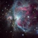 Orion Nebula HDR,                                Steffen Boelaars