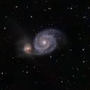 M51 (whirlpool galaxy),                                cray2mpx