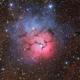 Trifid nebula M20,                                tommy_nawratil