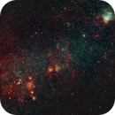 Structure within the Small Magellanic Cloud,                                Steve de Lisle