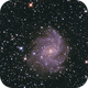 The Fireworks Galaxy NGC6946,                                John Kulin