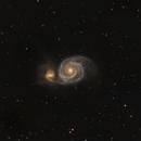 M51 Whirlpool Galaxy,                                Marco Römhild