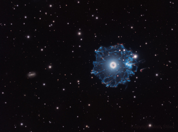 Cat's Eye Nebula,                                Mark Stiles (Nort...