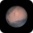 Mars - Just Past Opposition,                                Jason Guenzel