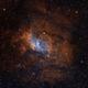 The bubble - NGC7635,                                Arnaud Peel