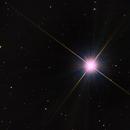 """Arcturus"" The star Arcturus (αBoo),                                Axel Debieu-Potel"