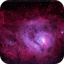 Lagoon Nebula (Messier 8),                                Lopes Maicon