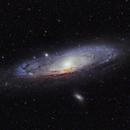 Andromeda Galaxy,                                Stephan Jansson