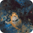 Beauty & the Beast in the space aquarium!,                                Ray's Astrophotography