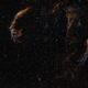Veil nebula revisit4 pane mosaic,                                Steve Ibbotson