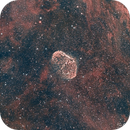 NGC 6888 Crescent Nebula,                                Tony Kriz