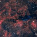 Yin-Yang in Cygnus (NGC 6914, vdBs, LDNs, LBNs),                                Ivaylo Stoynov
