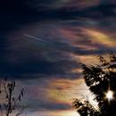 colored sky,                                Astro-Clochard