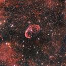 NGC 6888,                                Michael Völker