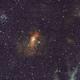 NGC7635 - Bubble Nebula,                                Anders Gengård