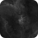 Heart nebula - central region,                                bobzeq25