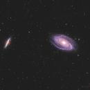 M81 and M82,                                Marcel Drechsler