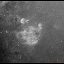 IC 2872, IC 2944 and IC 2948- Lambda Cen Nebula or Running Chicken Nebula,                                Newton Cesar Florencio