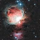 M42 - Jan 2014 - processed new method,                                Ross Lloyd