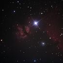 IC 434 - Pferdekopfnebel u.a. / Horse Head Nebula and others,                                Markus Adamaszek