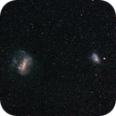 The Magellanic Clouds,                                Wei-Hao Wang