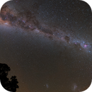 The Magellanic Clouds and the Southern Milky Way,                                Wei-Hao Wang