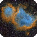 IC 1848 Soul Nebula,                                Arvid Emtegren